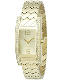 Esprit Damen-Armbanduhr esplanade Analog Quarz ES103692009