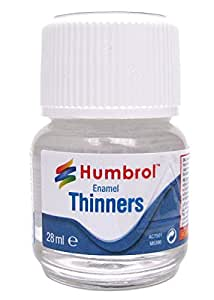 Humbrol - AC7501 - Accessoire Modélisme - Enamel Thinner - 28 ml
