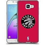 Officiel NBA Plaine Toronto Raptors Étui Coque en Gel molle pour Samsung Galaxy A5 (2016)