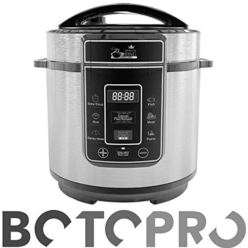 BOTOPRO - Pressure King Pro 3L