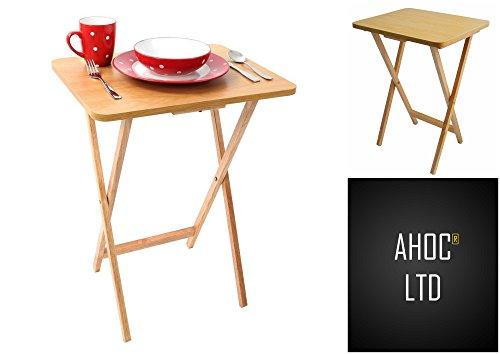 Beistelltisch, klappbar, fein, charmant nutzbar für: Picknicks, Tee-Tisch, Veranda-Tisch, Senioren-Hilfe-Tisch