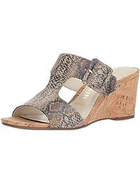 f280d6a74dd1 Anne Klein Women s Nilli Dress Sandal Wedge