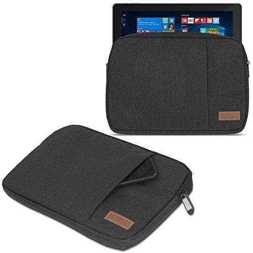 Tablet Tasche TrekStor SurfTab twin 11.6 Hülle Schwarz Schutzhülle Case Cover