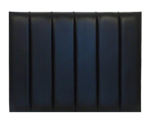 Huttle King Size 5' Wall Mount Faux Leather 30