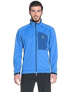 Haglöfs Kili Cap adultos Softshell Cap S15, hombre, color blue - blue, tamaño S