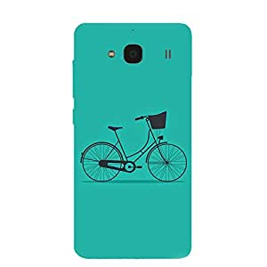 Back cover for Redmi 2 Prime Bicycle