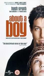About A Boy Box set - VHS, CD & Book