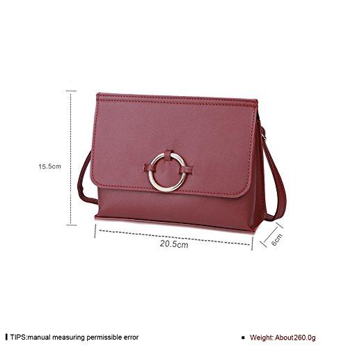 Lady pacchetto circa la borsa moda europea (colori assortiti)-C E