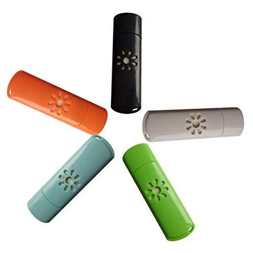 NAttnJf Deodorante per Ambienti con LED Aromatherapy Mini Aromatherapy