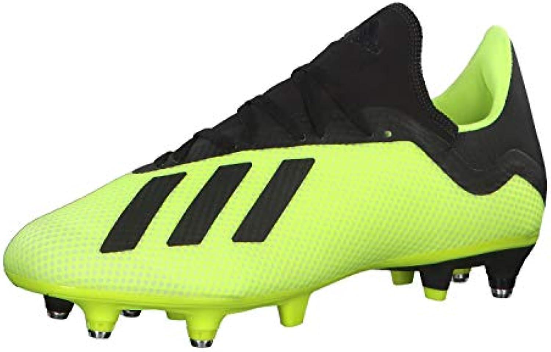 Adidas X 18.3 SG, Botas de Fútbol para Hombre
