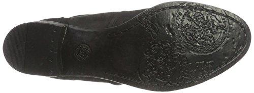 Bullboxer 754e6l504, Bottes Classiques femme Schwarz (Black)