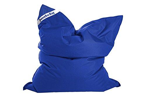 Jumbo Bag 30180-12 The Original Coussin Géant Polyester Bleu 170 x 130 x 30 cm