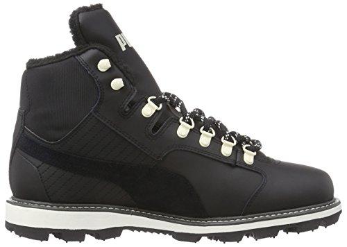Puma Tatau Fur Boot, Baskets hautes homme Noir - Schwarz (black-black 04)