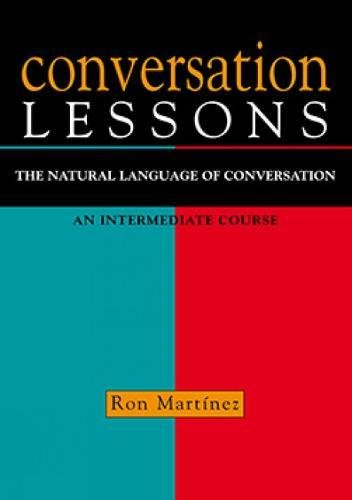 Conversation Lessons: The Natural Language of Conversation