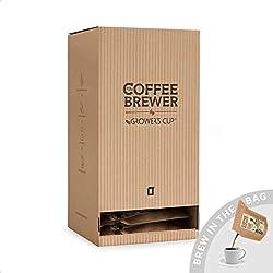 Desk Café Refill Box, Coffeebrewer 25stk, Nachfüll-Sortiment - Perfekter Büro-Kaffee (MEHRWEG)