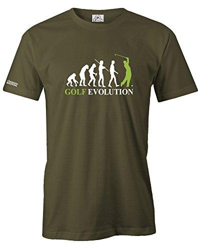 GOLF EVOLUTION - HERREN - T-SHIRT in Army by Jayess Gr. XXL