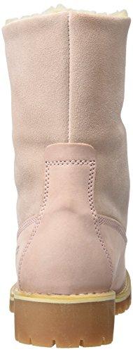 Tamaris Damen 26443 Combat Boots Pink (Light Pink)