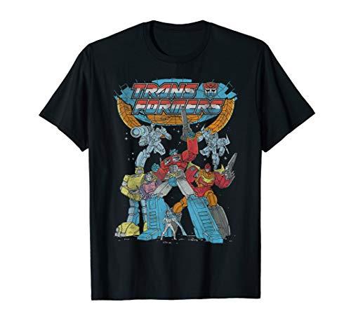 Transformers Autobot Logo 80s Design  T-Shirt