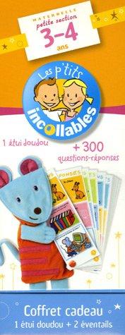 Les p'tits incollables maternelle petite section 3-4 ans par Play Bac