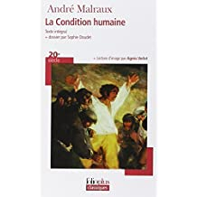 La Condition humaine by André Malraux (2007-06-21)