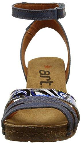 art - Valby, Sandali con cinturino Donna Multicolore (Box)