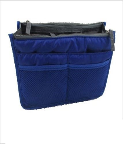 CONNECTWIDE® Handbag Organizer (Blue)  available at amazon for Rs.280