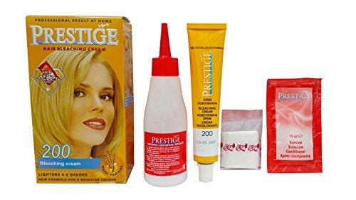 vips prestige crme colorante pour cheveux couleur claircissante n200 paquet de 2 - Coloration Claircissante