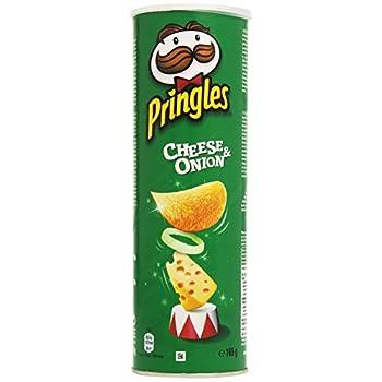 Pringles Cheese Onion 165 g
