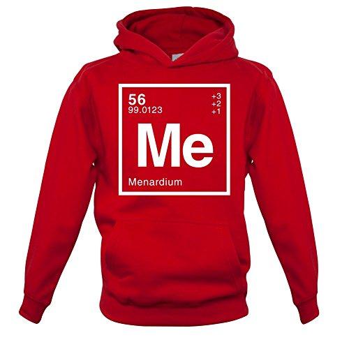 menard-element-periodique-enfant-pull-rouge-xl-9-11-ans