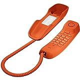 Gigaset DA210 Telefono Fisso, Arancione