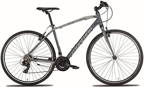 28 Zoll Mountainbike Montana X-Cross 21 Gang, Farbe:gra… | 04251117437432