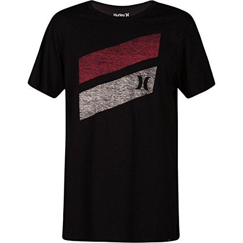 Hurley T-Shirts Icon Slash Push Throug. (Icon Hurley T-shirt)