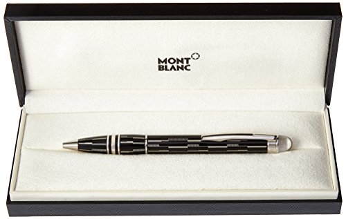 For Sale MontBlanc SAW Mystery Ballpoint Pen – Black on Line