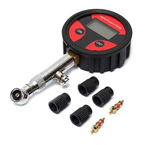 BOENZN 0-200PSI Auto Lkw Auto Motor Reifen Reifen Luftdruckprüfer Dial Meter Tester
