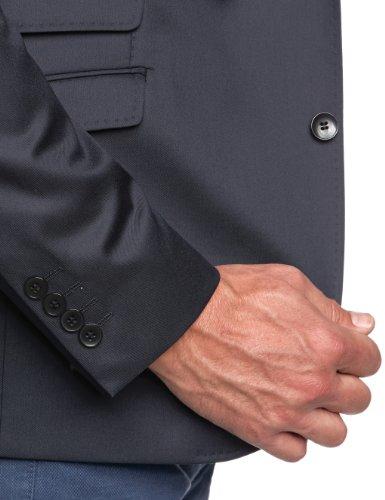 Strellson Premium Herren Anzugsakko Slim Fit 11002772 L-Vince Blau (120)