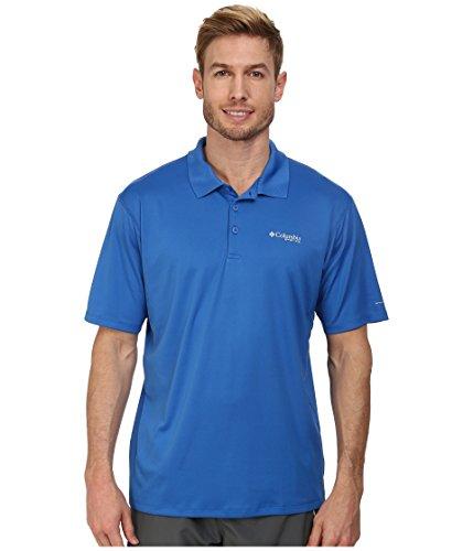 ro Rules II Polo 1779511487_M - Vivid Blue (Columbia Pfg Polo-shirts)