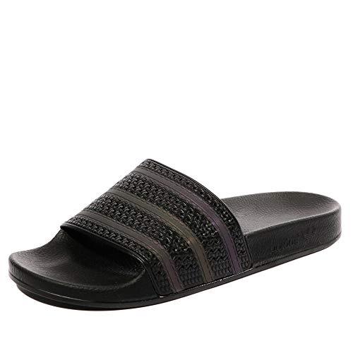 adidas Adilette Homme Claquettes Noir