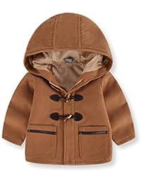 713785d88 Amazon.co.uk  Brown - Coats   Jackets   Boys  Clothing