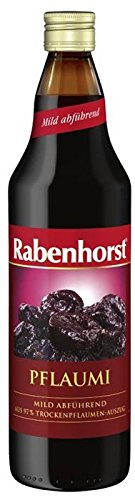 Pflaumensaft (Rabenhorst Prune Nectar 750ml)