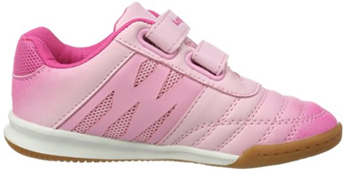 KangaROOS Mädchen Chelo Court V Low-Top Pink (Lt Rose/magenta)
