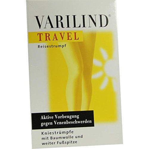 VARILIND Travel 180den AD M BW blau 2 St