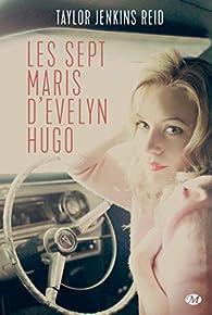Les sept maris d'Evelyn Hugo par Taylor Jenkins Reid