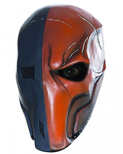 Deathstroke 3/4 Maske für Fasching & Karneval