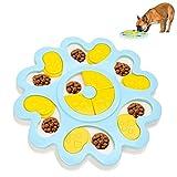 joyoldelf Ciotola Anti Ingozzamento Giochi per Cani e Gatto Intelligenza Giocattolo Antiscivolo Aiuta Il Cane La Digestione e Salute