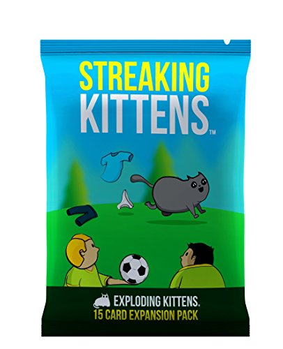Streaking Kittens: This is the Second Expansion