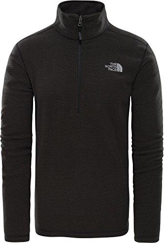 THE NORTH FACE Texture Cap Rock 1/2 Zip Shirt Men - Outdoor Fleecepullover