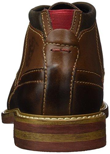 Fretz Men Andrew, Desert Boots Homme Braun (Cavallo)