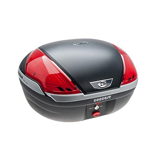 Coocase Topcase V50 BL - Motorrad Topcase Motorradgepäck