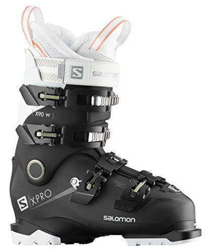SALOMON Damen Skischuhe X Pro X90 schwarz/Weiss (910) 26,5