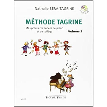 Methode Tagrine Piano Vol 2 + CD